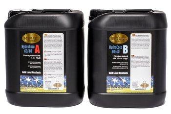 Gold Label HydroCoco 60/40 A&B 2x10L