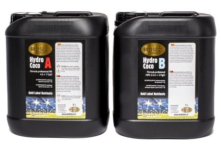 Gold Label HydroCoco A&B 2x5L