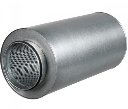 Silencer for fans 100mm/60cm