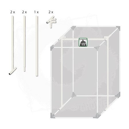 HomeBox Hercules 120x120x200